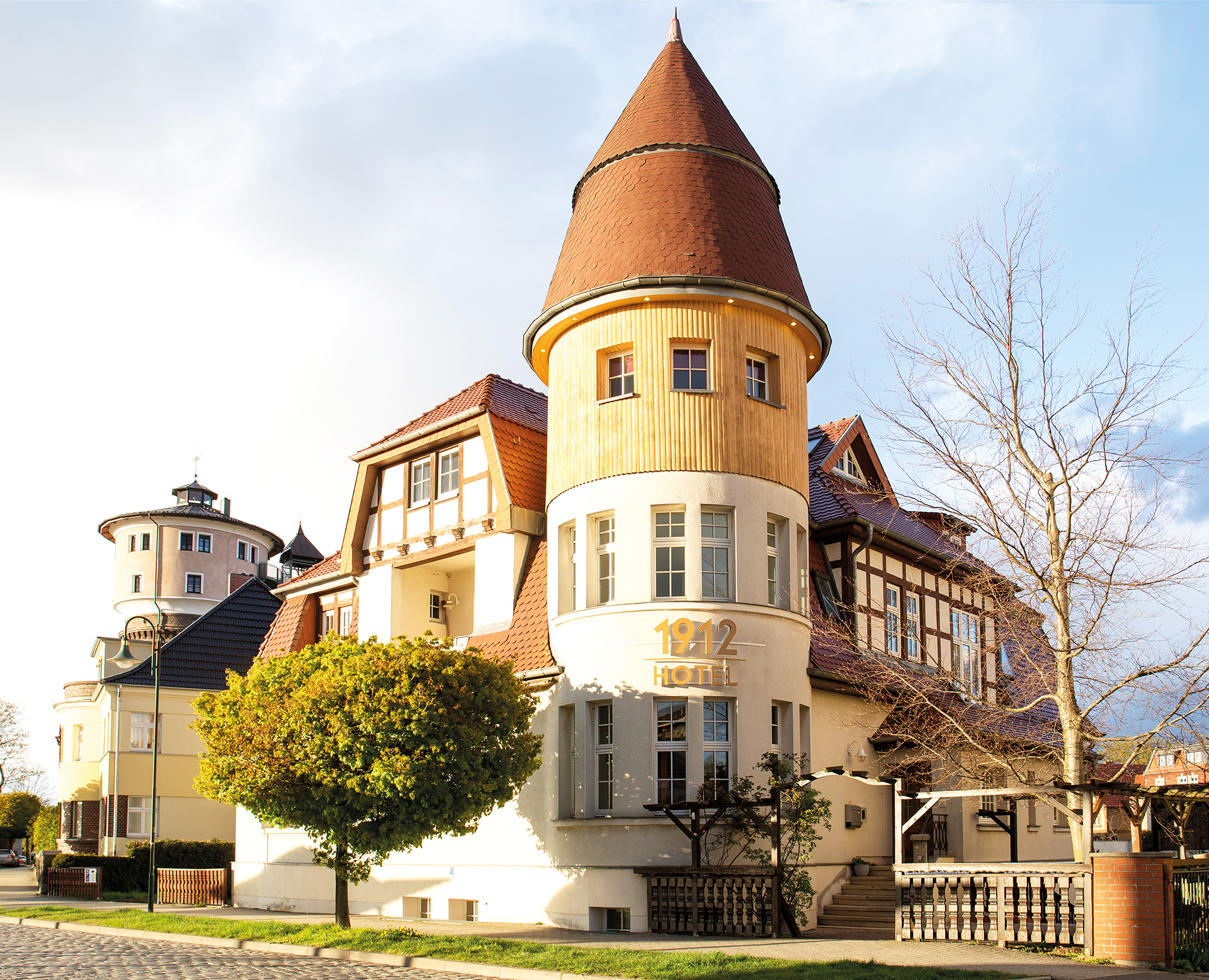 1912 Hotel | Speisesaal - Angermünde