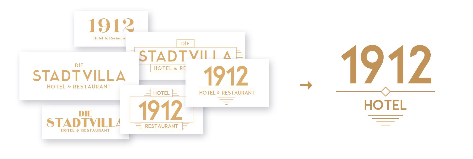 1912 Hotel – Logo