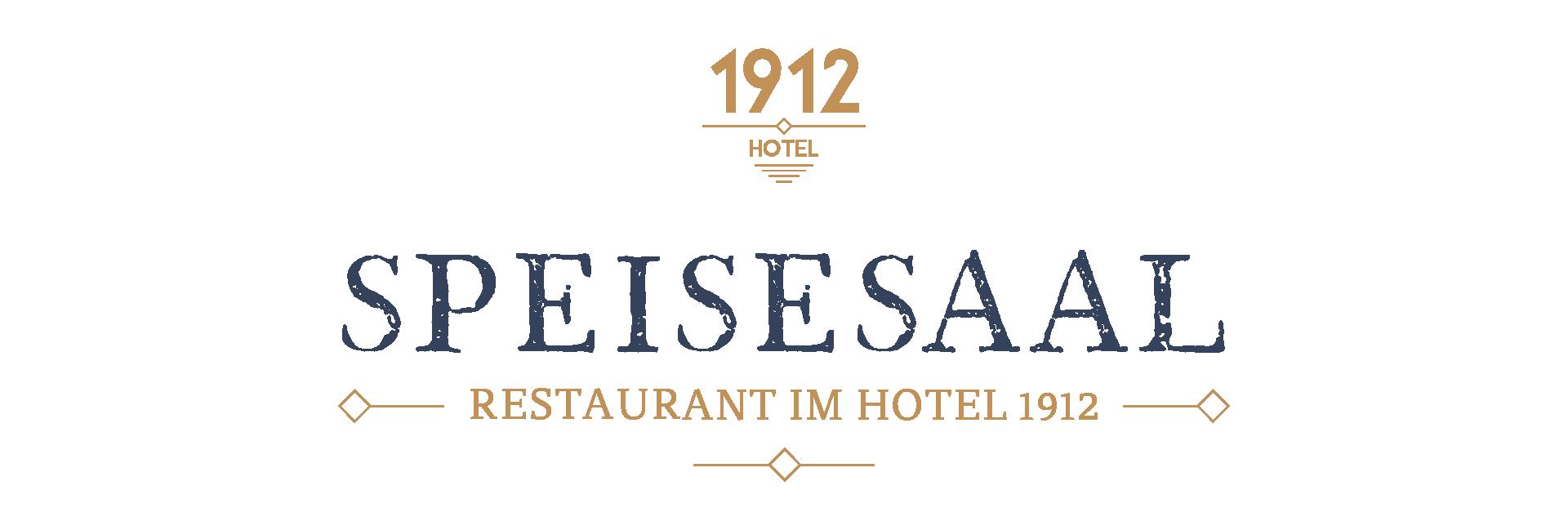 1912 Hotel – Speisesaal Restaurant – Logo