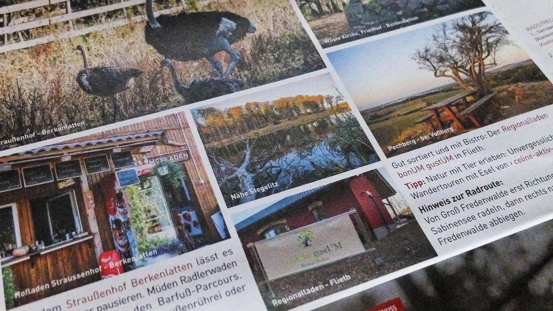 Flyer – Genusswandern Inhalt Tour 1 – Tourismusverein Angermünde e.V.