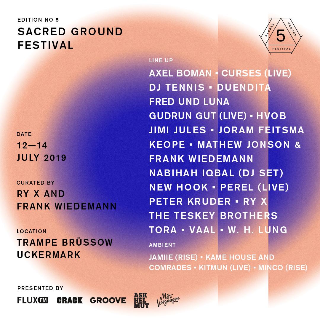 ZART Sacred Ground Festival 2019 Instagram