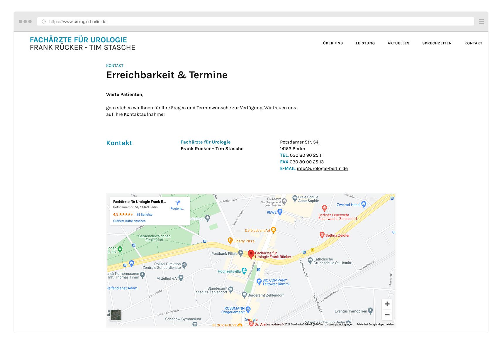 Urologie-Berlin_Frank_Rücker_Website_Standort